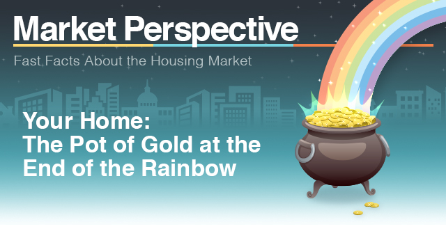 Market Perspective: Your home: The pot of gold at the end of the rainbow