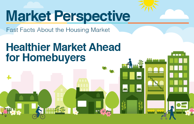 Marketing Perspective: Healthier Market Ahead for Homebuyers