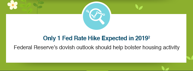 Only 1 Fed Rate Hike Expected in 2019[2]