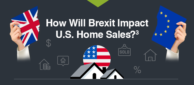 How Will Brexit Impact U.S. Home Sales?[3]