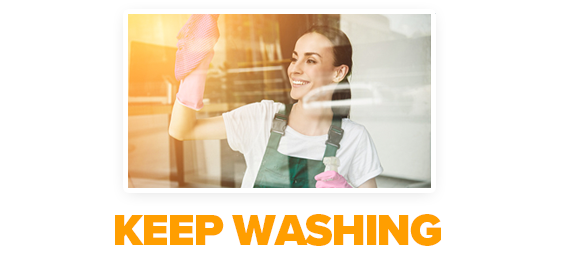Keep Washing
