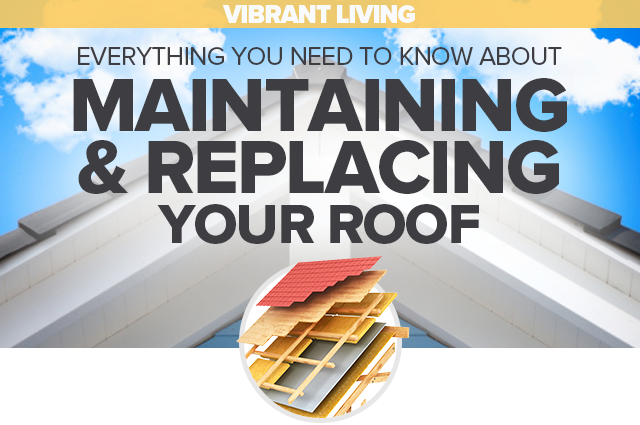 Everything You Need to Know About Maintaining & Replacing Your Roof