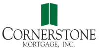 Cornerstone Mortgage, Inc. Logo